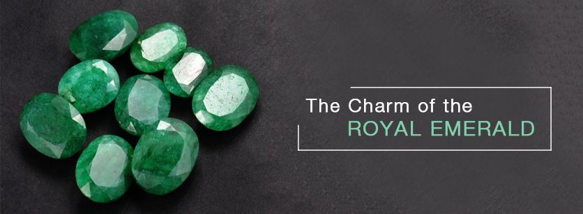 The charm of the royal emerald - BIG-compressed